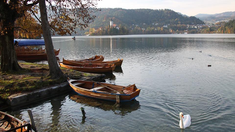 Walk Around the Lake Bled