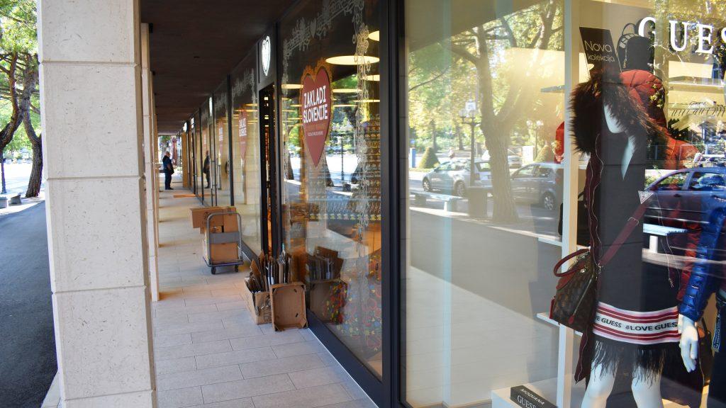 Shopping Portorož