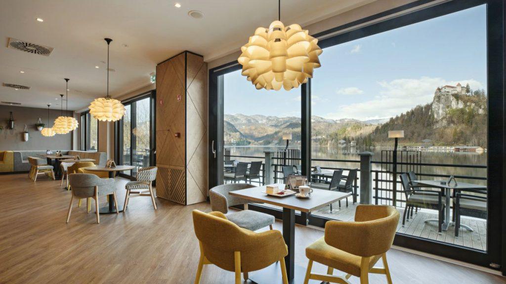 Park Café Bled