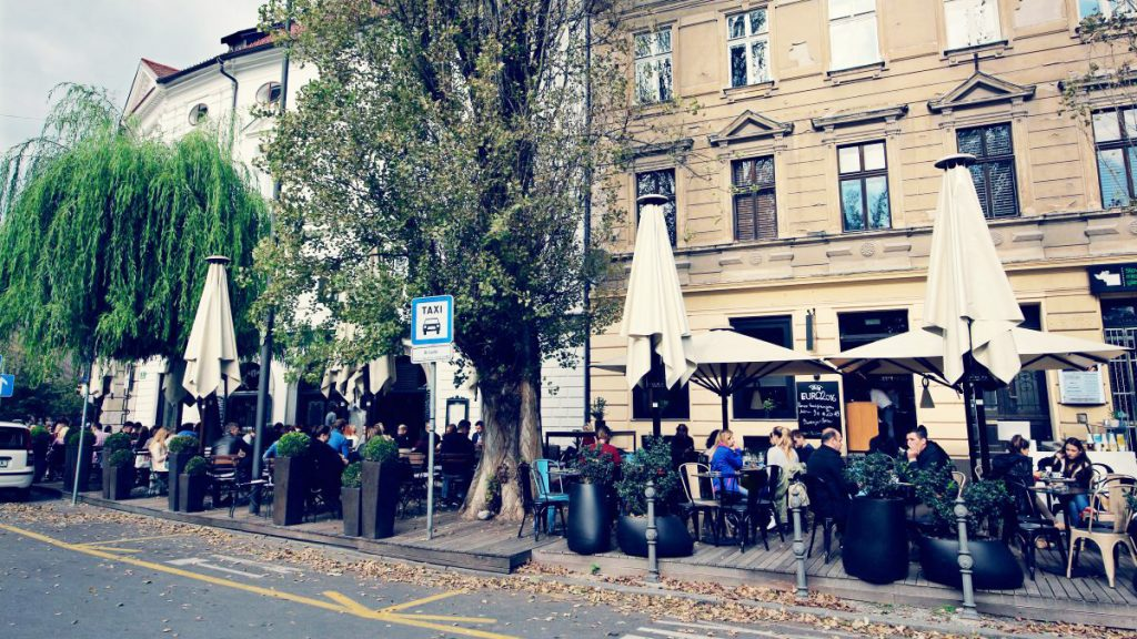 Le Petit Cafe Ljubljana, Slovenia