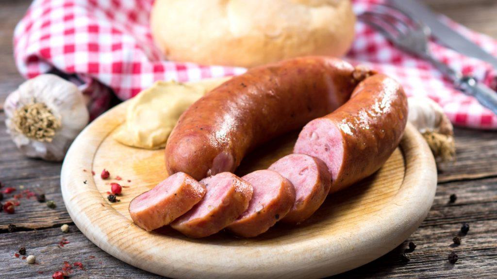 Carniola Sausage Slovenia