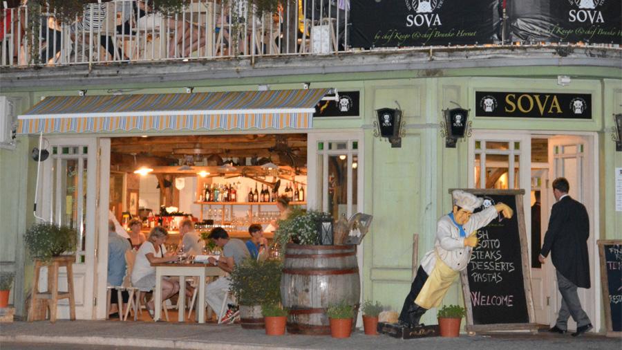 Wine Bar & Restaurant Sova Slovenia