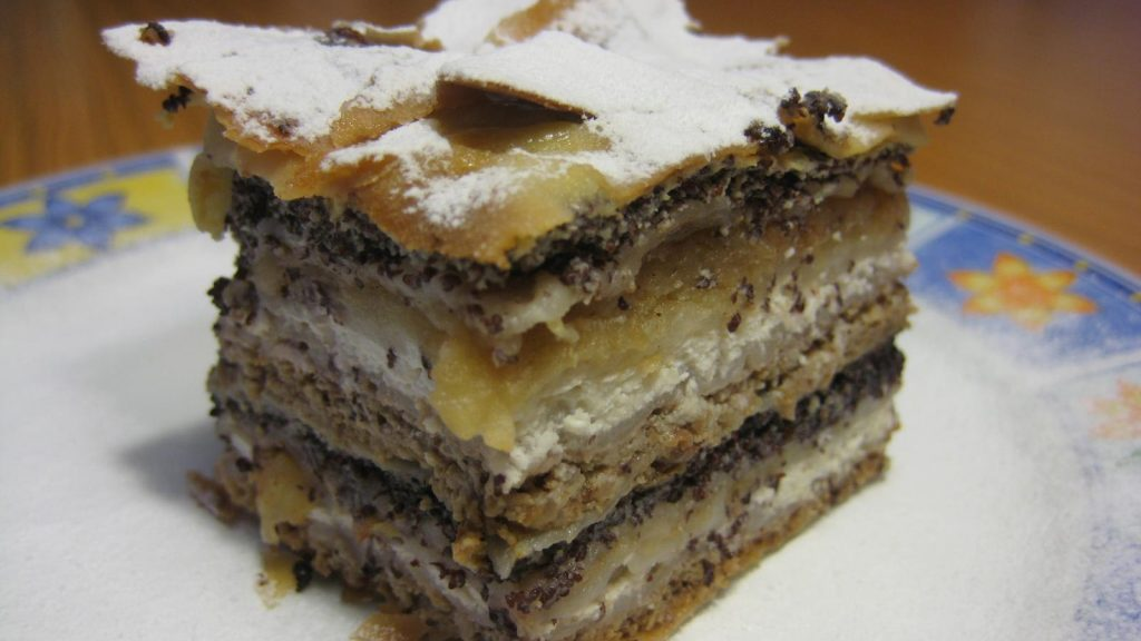 Prekmurje Layer Cake Slovenia