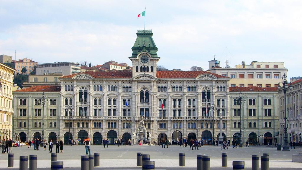 Trieste, Slovenia